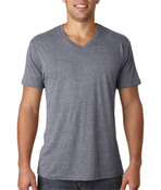 Next Level Tri-Blend V-Neck Tee