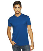 Next Level Men's Premium Fitted Short-Sleeve Cotton Crew