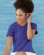 Gildan Ladies' Heavy Cotton Short Sleeve T-Shirt