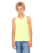 Bella+Canvas Youth Jersey Tank
