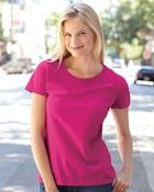 Fruit of the Loom Ladies' Heavy Cotton HD Short Sleeve T-Shirt