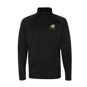 Crete-Monee 1/4 Zip Performance Pullover