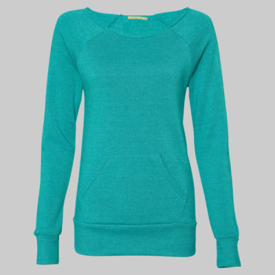 Alternative Ladies' Maniac Eco Fleece Sweatshirt