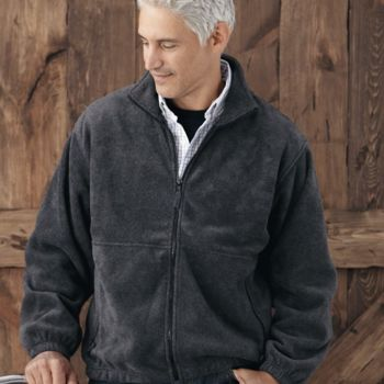 Full-Zip Fleece Jacket Thumbnail