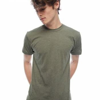 50/50 Poly/Cotton T-Shirt - USA Thumbnail