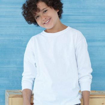 Ultra Cotton™ Youth Long Sleeve T-Shirt Thumbnail