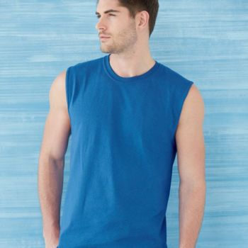 Ultra Cotton™ Sleeveless T-Shirt Thumbnail