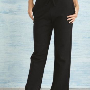 Gildan Ladies' Heavy Blend Yoga Style Sweatpants Thumbnail