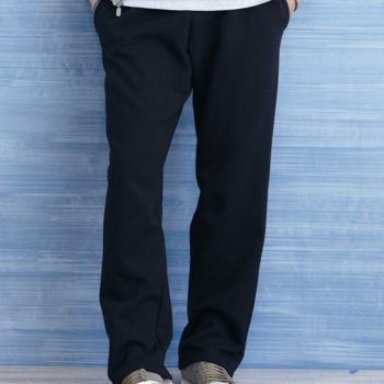 DryBlend Open Bottom Pocketed Sweatpants Thumbnail