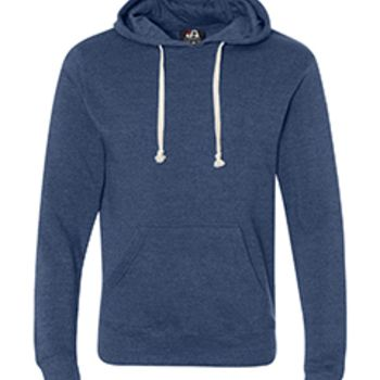 Adult Triblend Pullover Fleece Hood Thumbnail